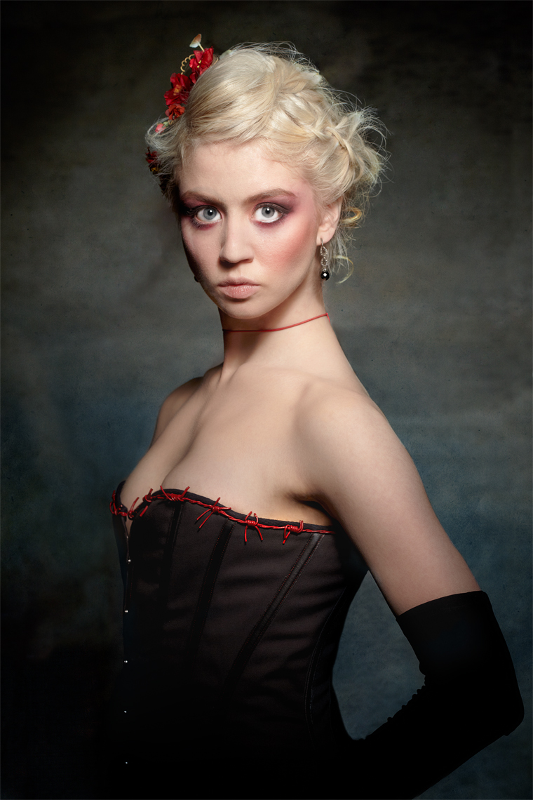 Alison  Harvard  - Americas Next top Model