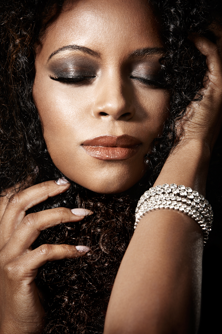 Krystal Joy Brown as Diana Ross